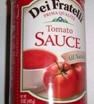 in Diced Tomato Sauce