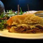 Cube Steak French Dip